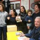 13.11.2014 - Miki Muster podpisuje 11. knjigo