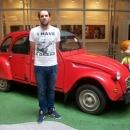 03.06.2014 - Razstava balkanskega stripa v Centre Belge de la bande Desinee v Bruslju