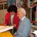 01.12.2011 - Miki Muster podpisuje 6. knjigo