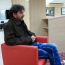 06.11.2012 - Razstava stripov Iztoka Sitarja v Knjižnici Otona Župančiča