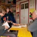 08.11.2012 - Miki Muster podpisuje 8. knjigo