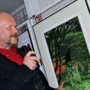 11.10.2010 - Razstava stripov Igorja Kordeja v Knjižnici Prežihov Voranc