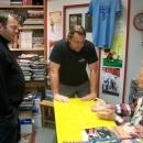 15.05.2012 - Miki Muster podpisuje 7. knjigo