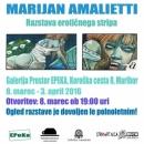 08.03.2016 - Marijan Amalietti - Razstava erotičnega stripa v Mariboru