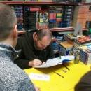 11.12.2014 - Štef Bartolić podpisuje album Dick Long 3
