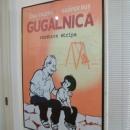 27.04.2013 - Razstava stripa Gugalnica v Knjižnici Prežihov Voranc